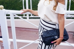 topshop-ootd-hyphyhip-cold-shoulder-top-stripe-skirt