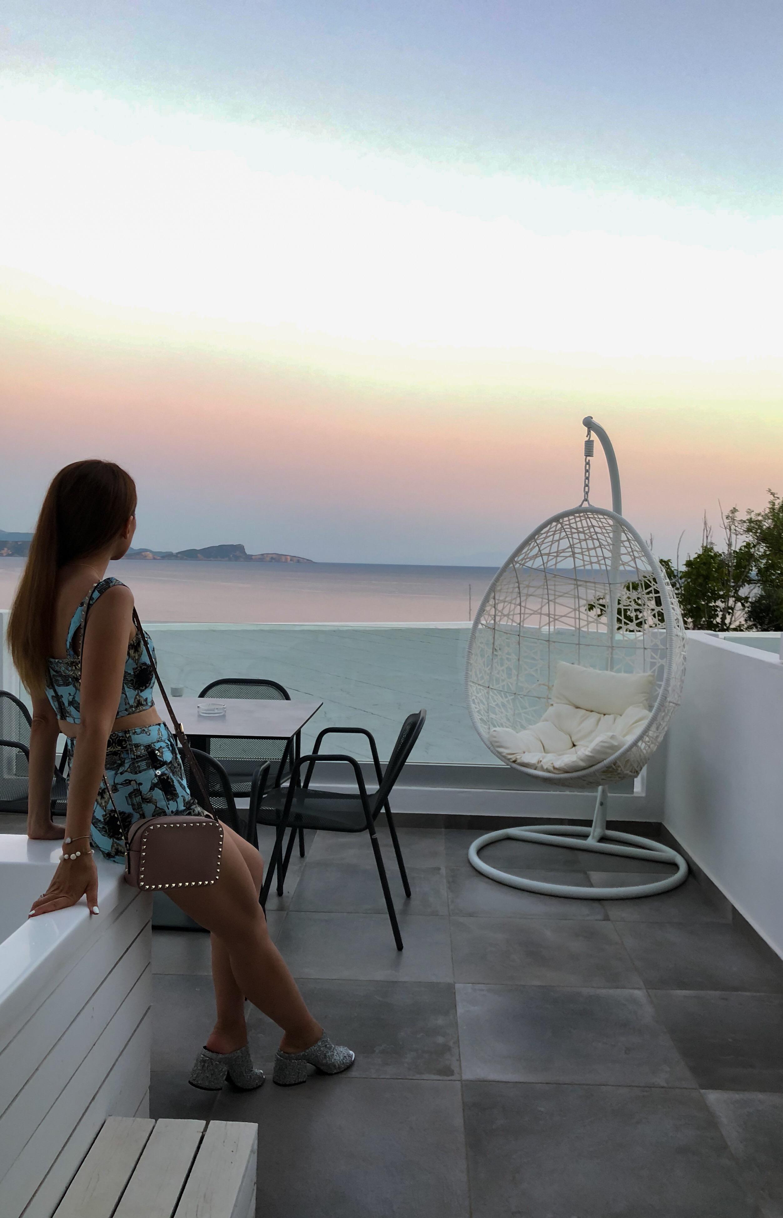 lichnos beach , parga, MM6 Maison Margiela, River Island , Co-ord, 3