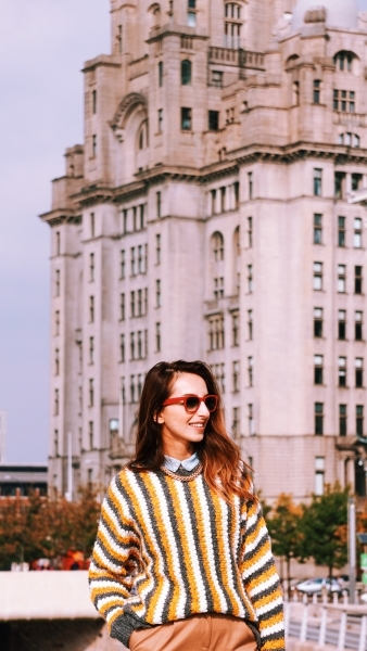 OOTD in Liverpool