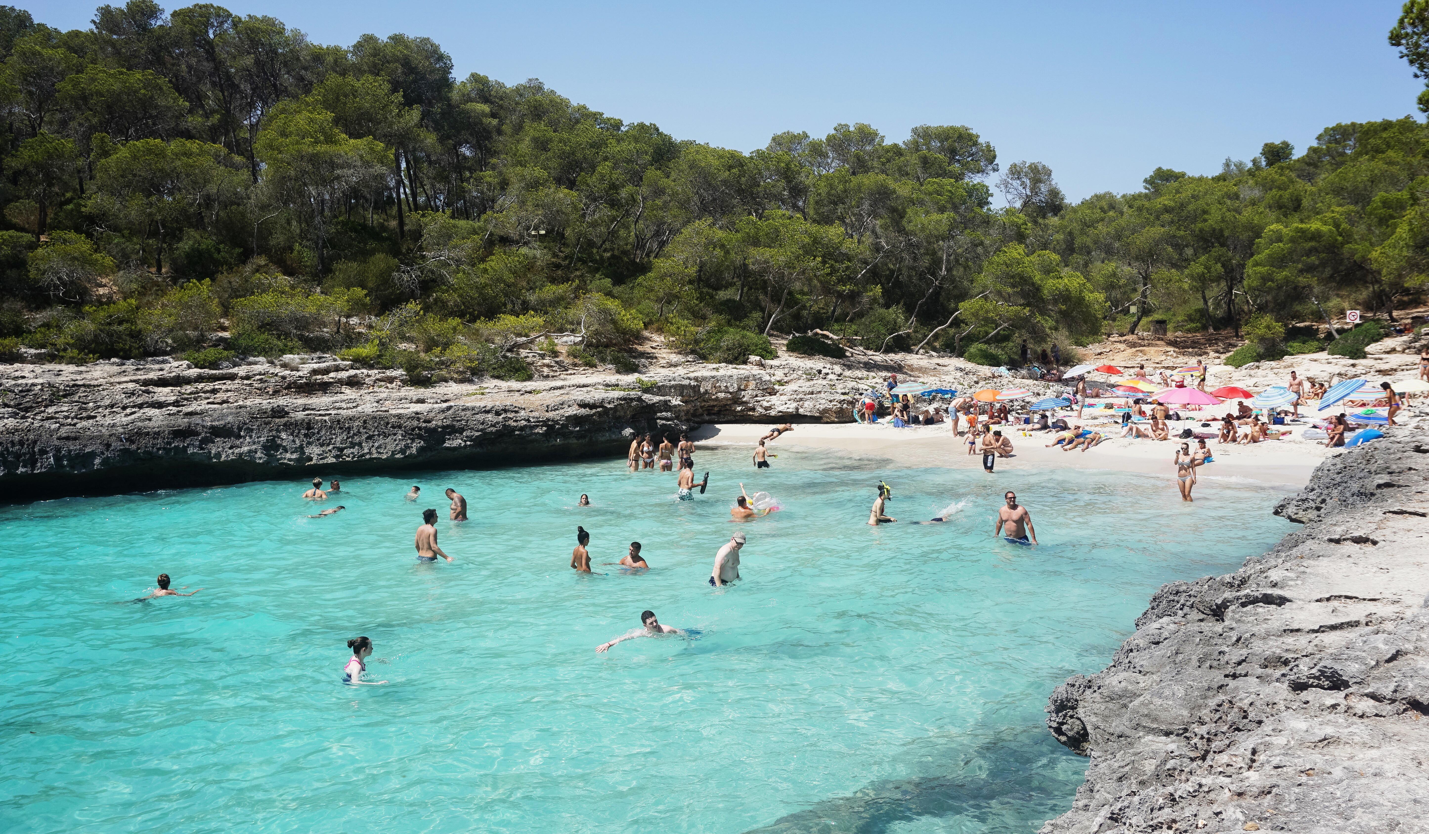 HyphyHip, Caló d'es Borgit, Mallorca